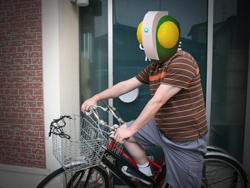 テスター01号自転車250